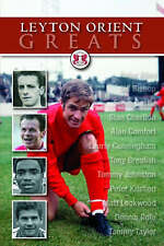 Leyton Orient Greats,Simpson, Matt,New Book mon0000019496