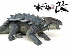Nanmu 1/35 Ankylosaurus Mace Figure Ankylosaur Dinosaur Injured Version Toy Gift