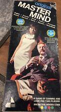 Vintage INVICTA Original Master Mind Game 1970s Made in England No.3016 Extras
