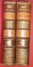 Dictionnaire de Droit et de Pratique, Ordonnances, de Ferrière, 2 tomes, 1787
