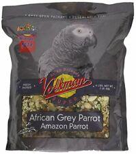 New listing 4 lb Volkman Avian Science Super African Grey Bird Food Free Shipping