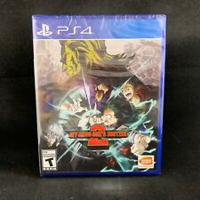 My Hero One's Justice 2 (PS4) BRAND NEW / Region Free