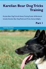 Karelian Bear Dog Tricks Training Karelian Bear Dog Tricks & Games Training T.