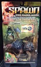 Spawn 14 Dark Ages iguantus e tuskadon. McFarlane Toys. NUOVO! RARO!