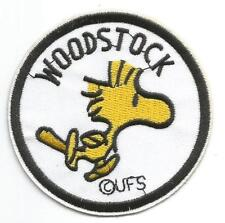 Snoopy's friend Woodstock Character Cloth Patch - Sew-on / Iron-on Patch