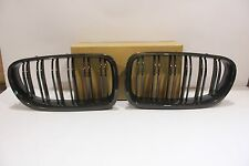 BMW F10,F11,F18 5-Series 2010-2016 Front Kidney Grille Carbon Look M5-Style