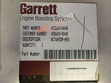 Original Turbo Actuator CAT Caterpillar C13 C15 Turbocharger Valve Controller