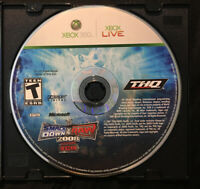 WWE SmackDown vs Raw 2008 Featuring ECW Disc Only! Fast Shipping (Xbox 360 2007)