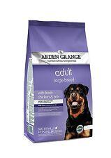 Arden Grange Complete Adult Large Breed Fresh Chicken & Rice Dry Dog Food 12 kg