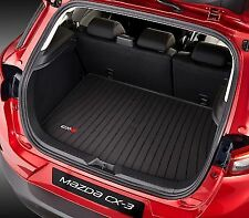 Genuine Mazda CX3 Trunk liner Boot Mat DD2F-V9-540