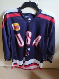 USA Ice Hockey Classics 2017 Jersey Size Small
