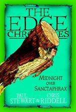 Midnight Over Sanctaphrax 3, The Edge Chronicles, by Stewart & Riddell Paperback