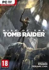 Rise OF THE Tomb Raider Steam CD Chiave-download digitale-Gioco per PC