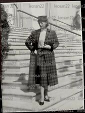 FOTO DI MODA fotografo MELEAGRI, Milano, stampa ai sali d'argento, 1940 circa