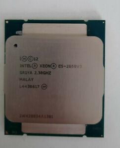 Intel Xeon E5 2650v3 2.3GHZ 10 Core LGA2011 CPU Processor