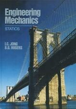 Engineering Mechanics: Statics by Jong, I. C., Rogers, B. G.