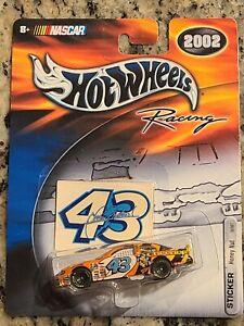 2002 #43 John Andretti Honey Nut Cheerios 1/64 Hotwheels NASCAR Diecast