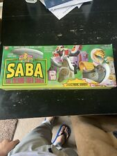 Vintage Bandai 1994 Mighty Morphin Power Rangers ?Saba, The Talking Tiger Saber?