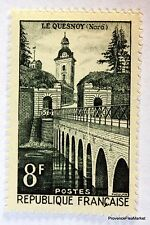 FRANCE LE QUESNOY  1957 TIMBRE N° 1105  NEUF ** LUXE GOMME D'ORIGINE  B4