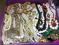 Jewelry Lot ALL Good Wear Resell Brooch Estate Vintage Modern 12 Pc NO Junk