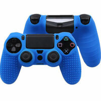 Anti slip Silicone Rubber Case Cover Skin for  Sony PlayStation 4 PS4 Controller