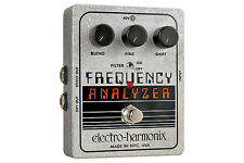 Electro Harmonix Frequency Analyzer Pedal Effect