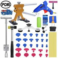 47x PDR Car Paintless Dent Hail Removal Puller Lifter Bridge Slide Hammer Tools