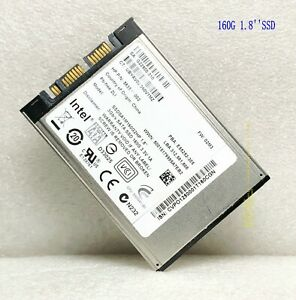 Intel 160GB SSDSA1M160G2HP 1.8 inch 598782-001 600464-001 583511-001 Micro-SATA