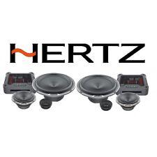 Hertz MPK 163.3 - 16,5 cm 3-Wege Komponentensystem B-Ware - neuwertig + Garantie