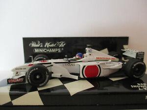 BAR 003 HONDA , #10, Jacques Villeneuve, 2001, L.E.!!!