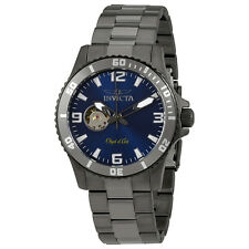 Invicta Objet D Art Automatic Navy Blue Dial Mens Watch 22626