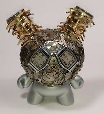 Kidrobot Exquisite Steampunk Watch Parts Dunny Series THE WATCHER Dan Tanenbaum