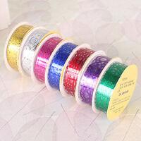 1 x Lace Roll DIY Washi Decorative Sticky Ribbon Masking Tape Self Adhesive TSJB