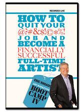 Eric Rhoads' Art Marketing Boot Camp IV DVD