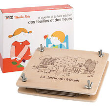 Moulin Roty Flower Press - Le Jardin du Moulin - Customer Return - A
