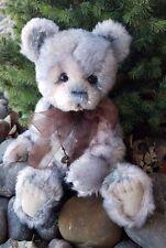 """Charlie Bears """"Bit Bot"""" 2011 Non UK Isabelle Mohair Teddy Bear FREE US SHIP ~"""