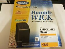 NEW BestAir CB43 Essick 1043 Replacement Wick Filter Humidifier Genuine OEM D61