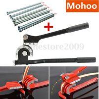 3 in 1 180° Bender Plumbing Copper Aluminium Pipe + 5pcs Spring Bending Tube