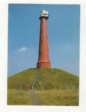 Ijmuiden Vuurtoren Netherlands Lighthouse Postcard 367a ^