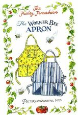Garden Work Apron Pattern   Men Women & Kids sizes