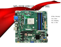 for HP Jasmine MS-7778 Ver:1.0 AMD Motherboard FM2 716188-001 Fully Tested XU