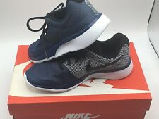 Nike Tanjun Racer Youth Size 6.5Y Blue Black New in Box! Ships FREE! AH5244 400