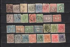 netherlands -  Lot Of Early Used  Stamps (NET10)