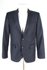 HUGO BOSS RED LABEL Sakko Gr. 48 Slim Fit Wolle Business Jacke Jacket