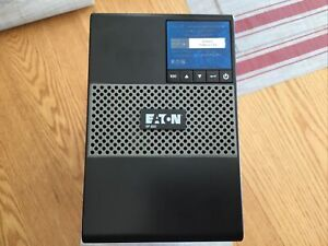Eaton 5P 5P850G 850VA / 600W 200/240v 6-Outlet Smart LCD Back Up UPS