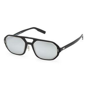 Christian Dior Homme Men's AL1314S-0P5I-541I 54mm Black Palladium Sunglasses