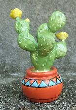 Premium Potted Cactus Miniature 1/24 Scale Diorama Accessory Absolutely Gorgeous