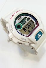 G Shock GLIDE Watch  in 6900, GLX6900-7 WHITE TIDE GRAPH New GLX6900