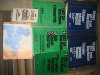 2008 HONDA ACCORD Repair Shop Manual Set OEM DEALERSHIP FACTORY HUGE 08