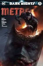 DARK NIGHTS METAL #5 FRANCESCO MATTINA VARIANT LIMITED TO 3000 COPIES NM